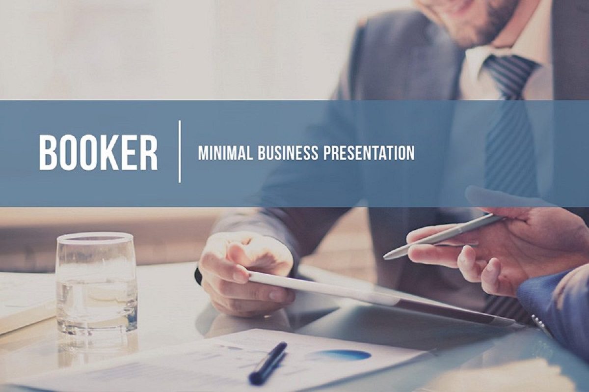 Booker - Business Presentations, Novel Displays, Etc.