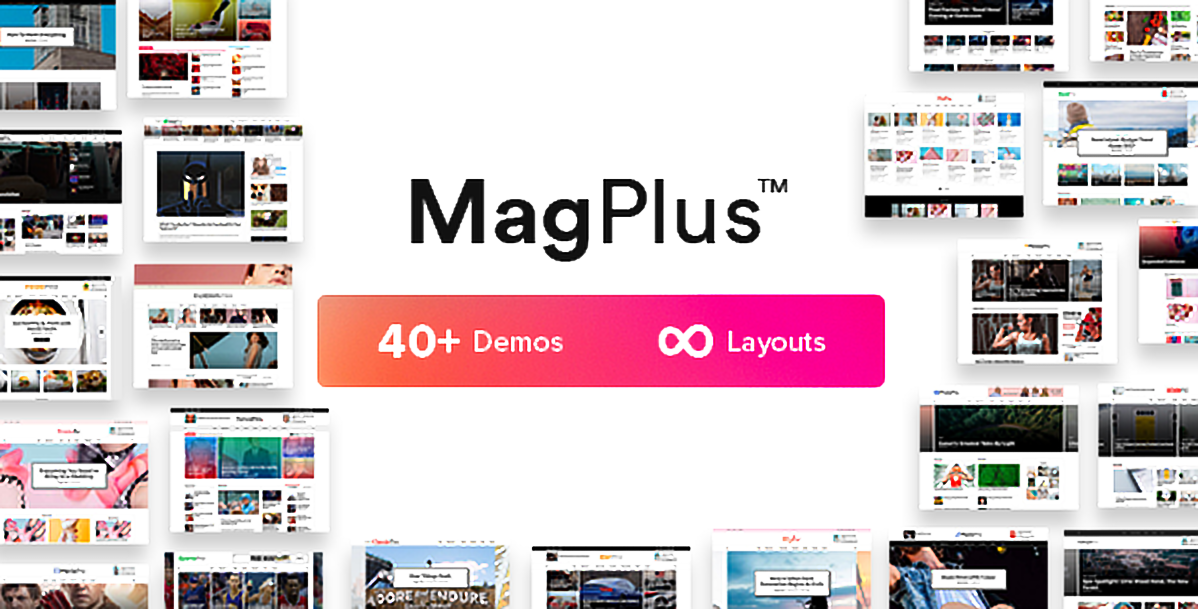 MagPlus Multipurpose Theme