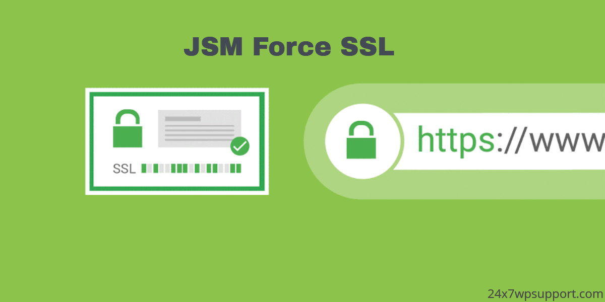 JSM Force SSL