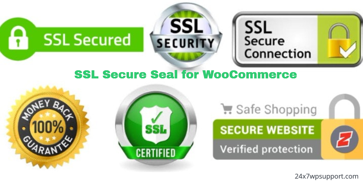 SSL Secure Seal for WooCommerce