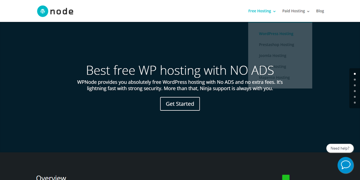 WP node
