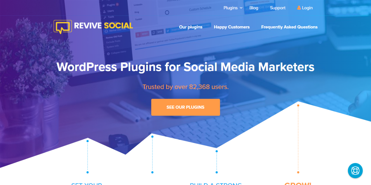 Top 5 Free to Use WordPress Social Media Plugins | Auto Post