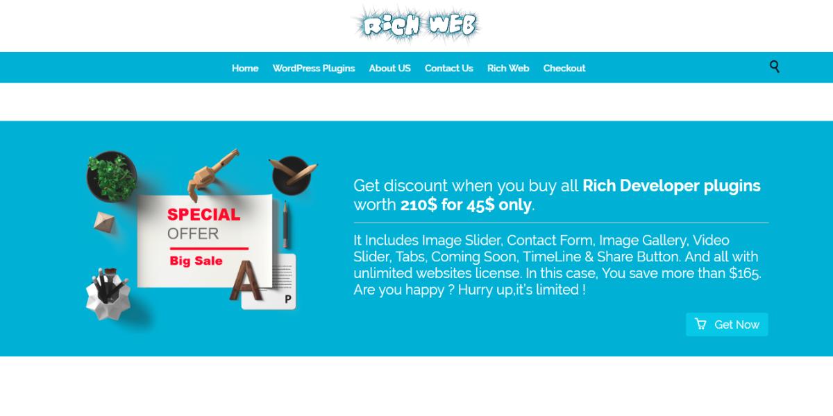 Rich web