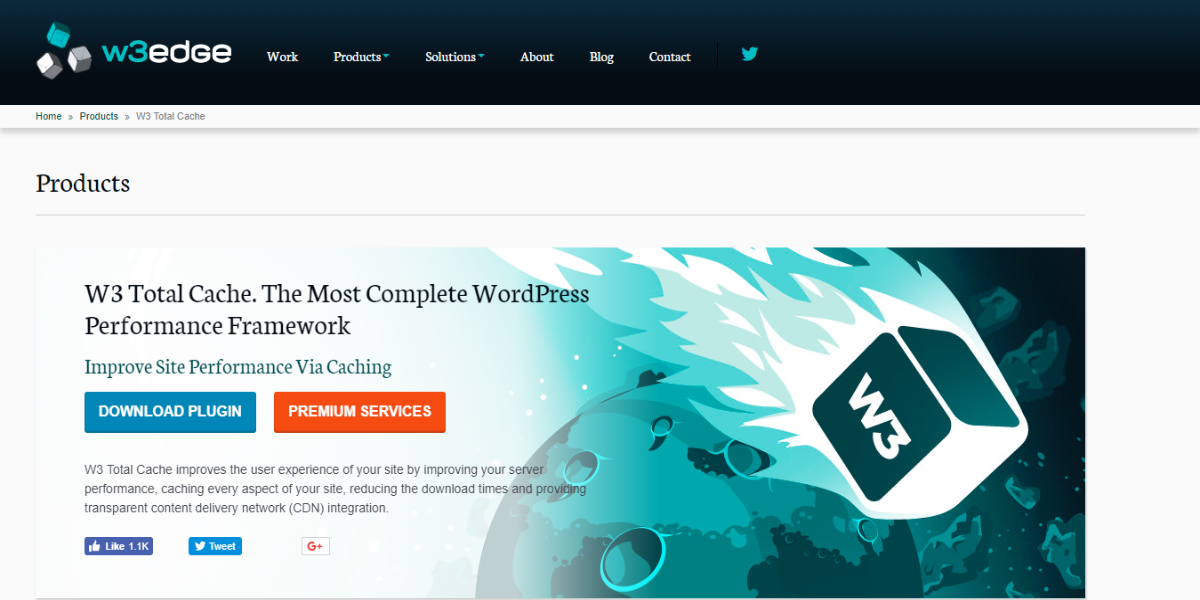 W3 Total Cache is one of the most installed WordPress plugins, boasting an upward of one million active installs. Designed to improve your server's ...