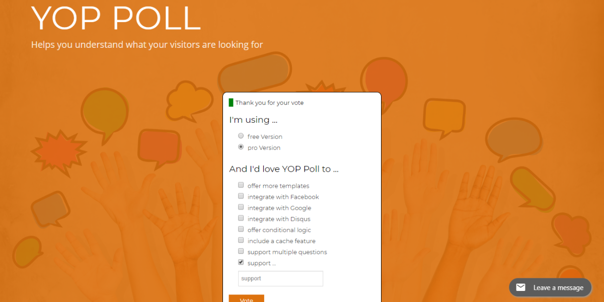 Top 5 WordPress Survey Plugins | Poll, Quiz, Form WordPress