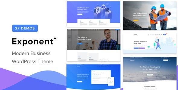 Exponent theme