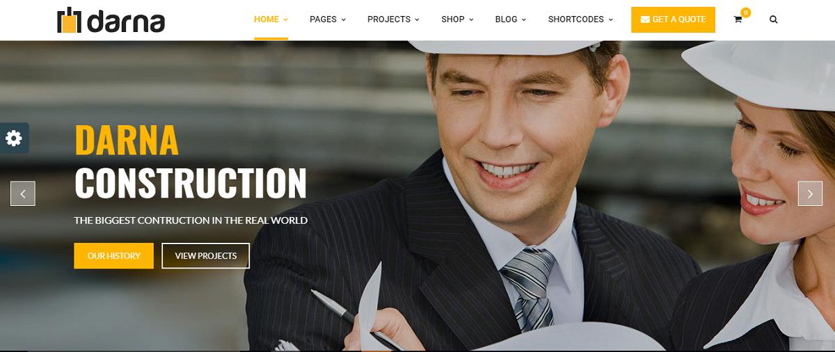 Darna WordPress Theme