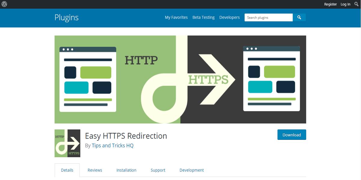 Easy HTTPS Redirection