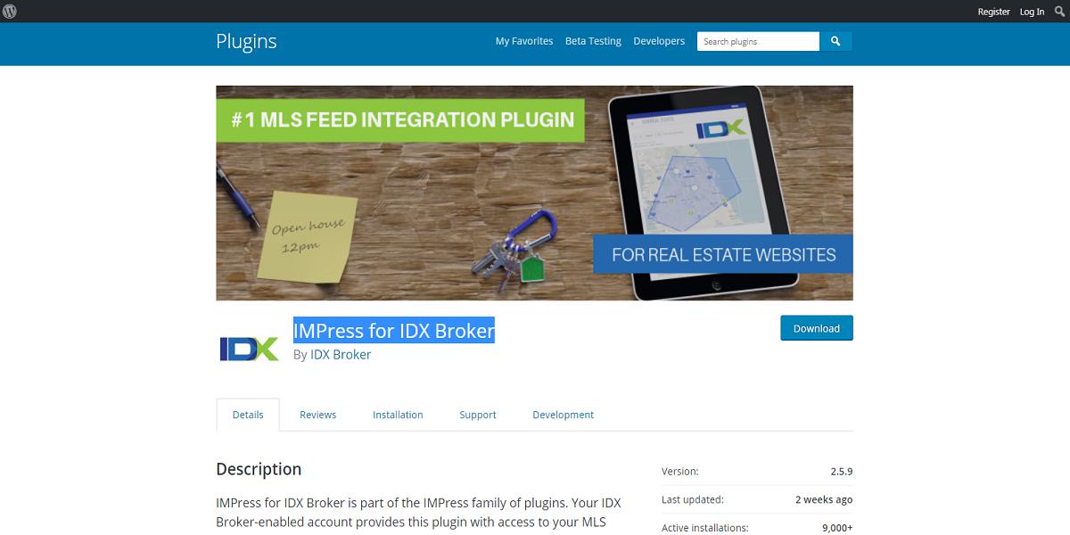 5 Most Effective WordPress MLS Plugins | Property Listing