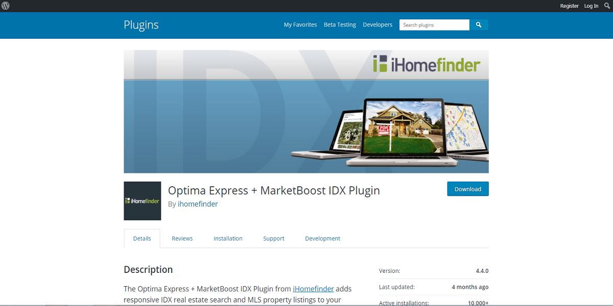 5 Most Effective WordPress MLS Plugins | Property Listing