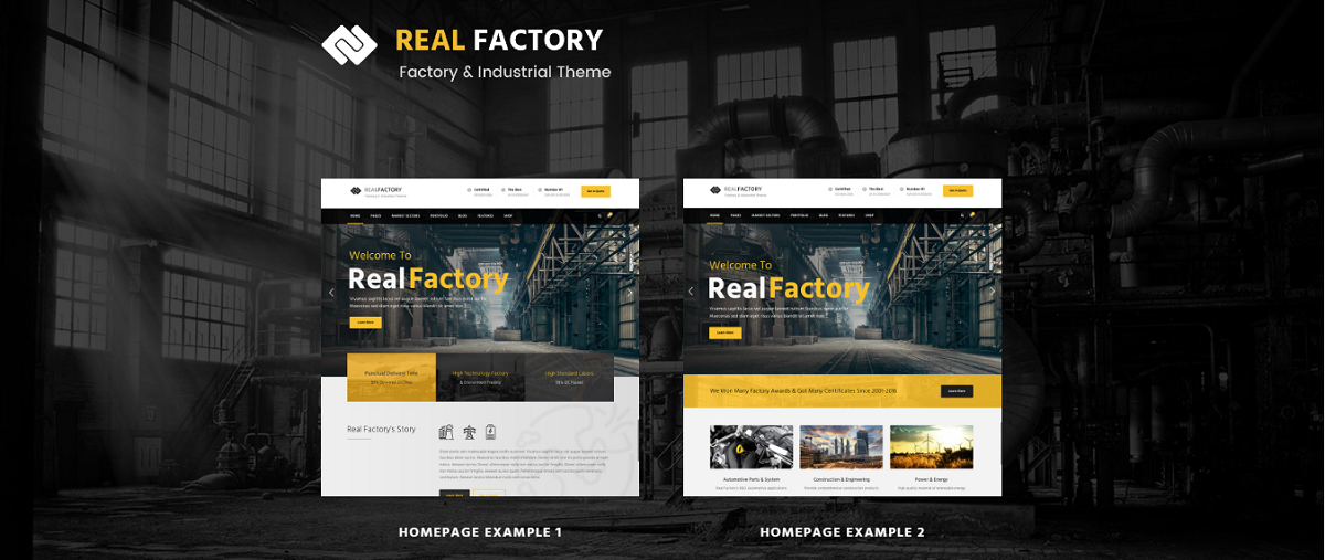 Real Factory