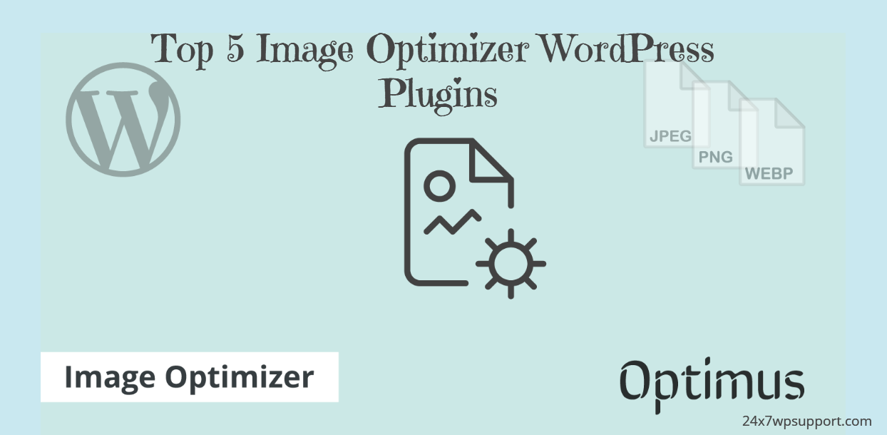 Top 5 Image Optimizer WordPress Plugins