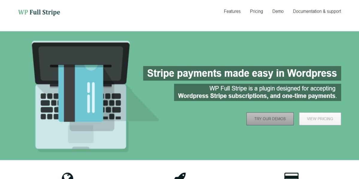 5 Top-notch Stripe Plugins for WordPress | Payment Gateway