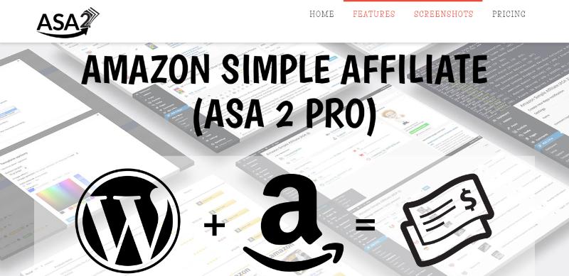 Amazon Simple Affiliate