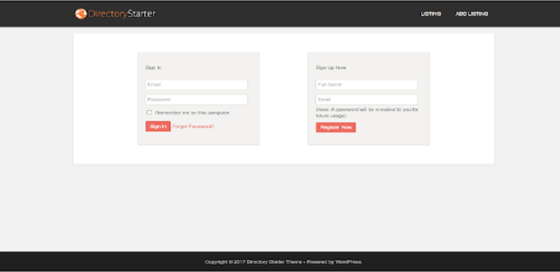 And now front-end-looking as you can see