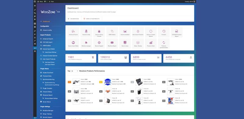 Setup WooCommerce Amazon Affiliates