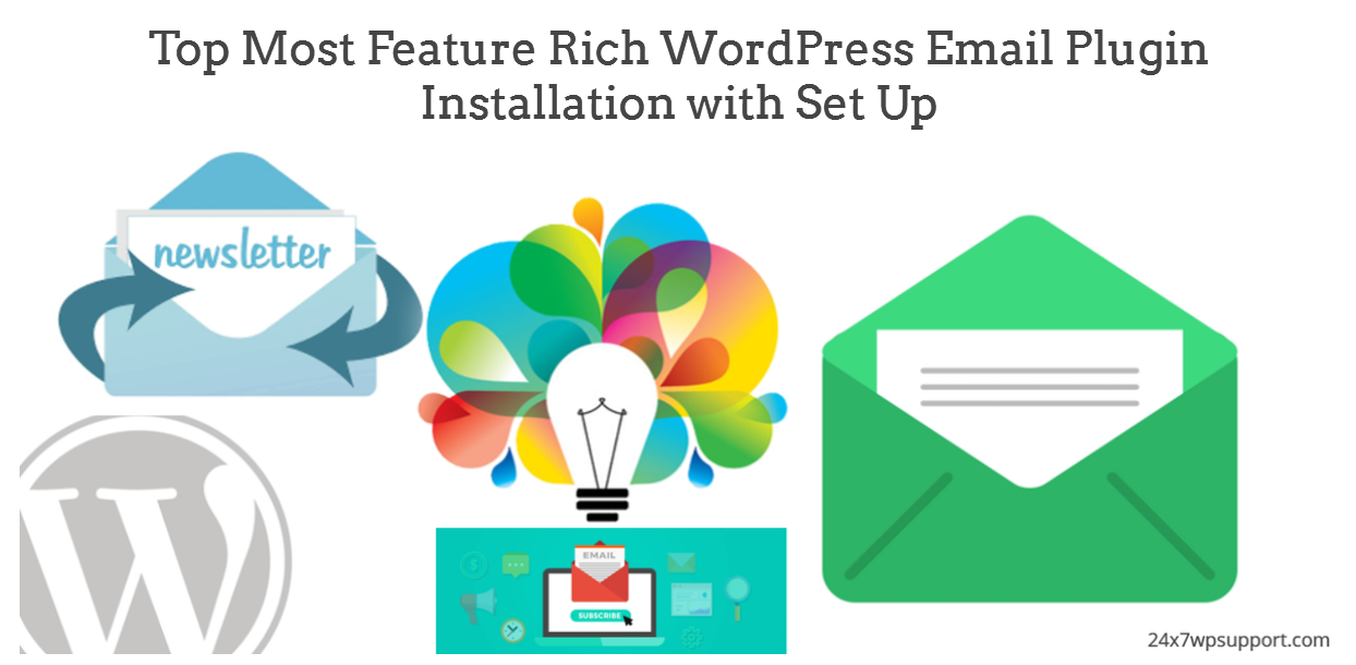 Top Most Feature Rich WordPress Email Plugin Installation with Set Up