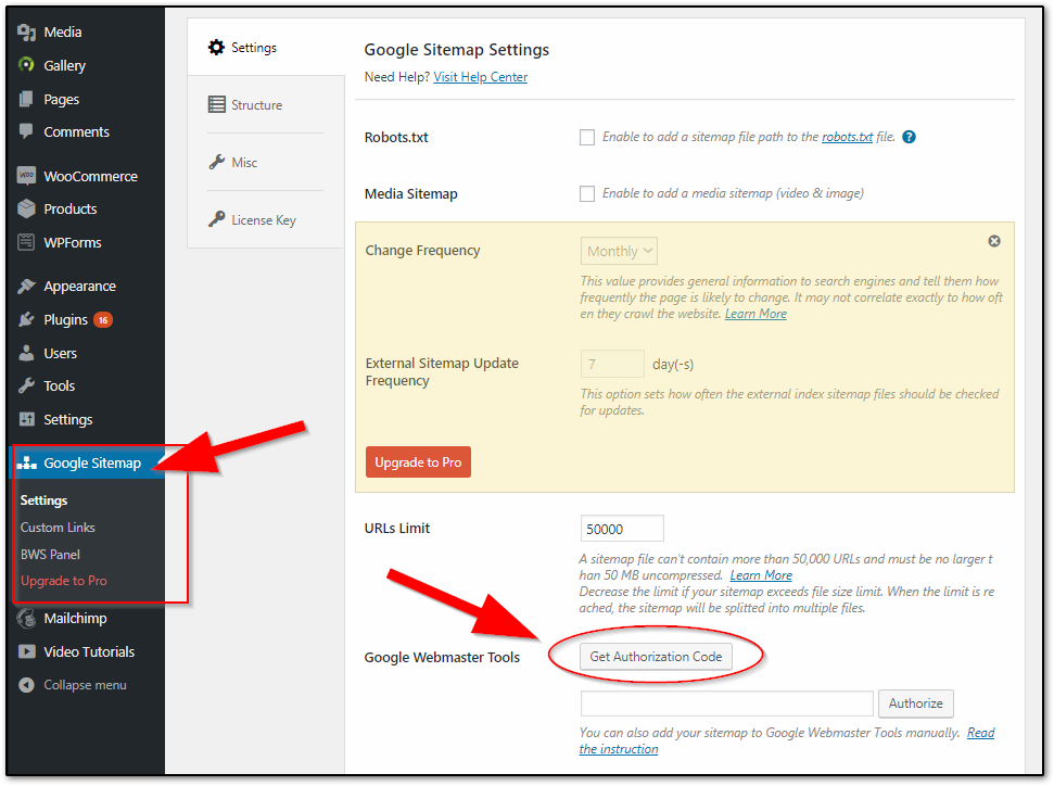 How to install Google Sitemap by BestWebSoft