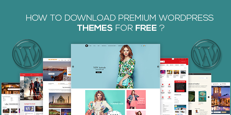 How To Download Premium WordPress Themes For Free | Best