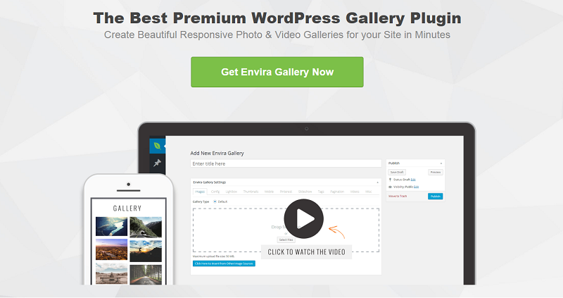 WordPress Gallery Plugins Installation