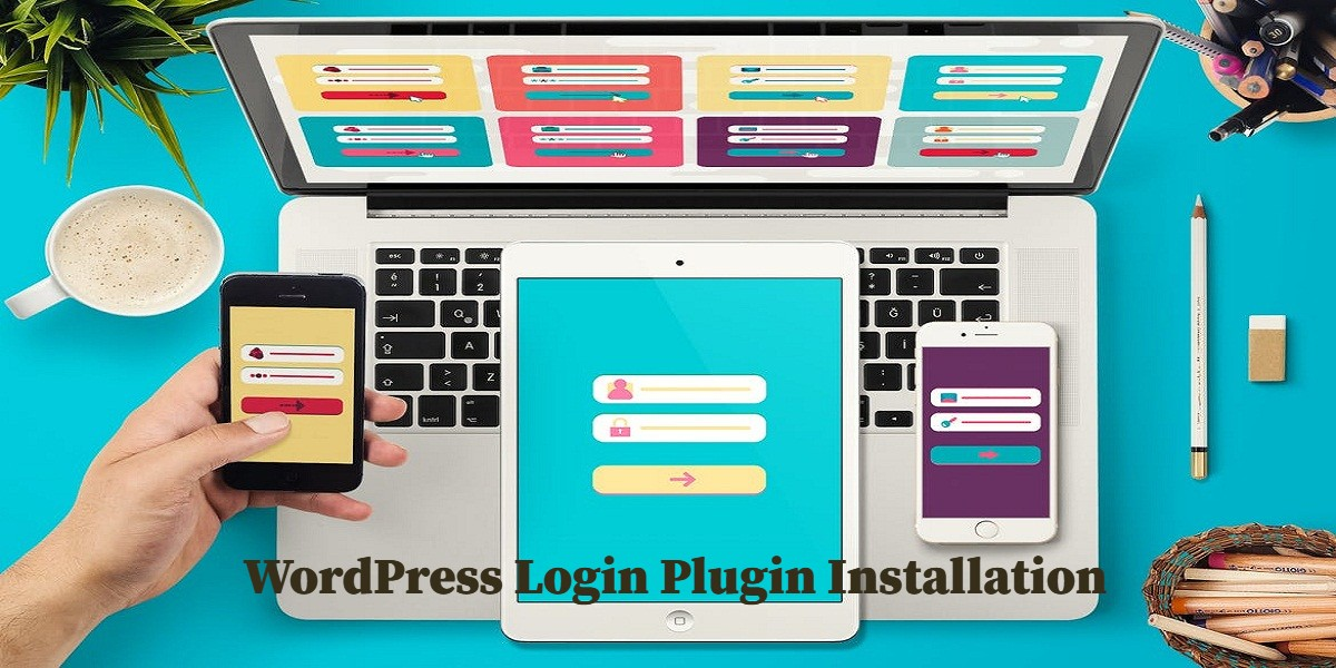 WordPress Login Plugin Installation