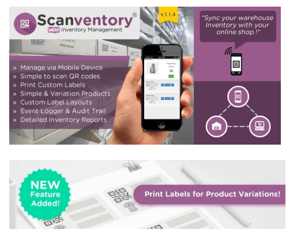 Scanventory – Mobile Inventory Management