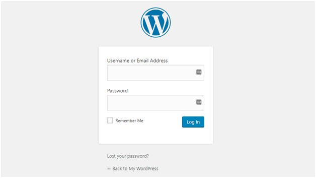 How to Find Your WordPress Login URL Content - 24x7wpsupport
