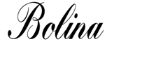 Bolina has a standard feel to it
