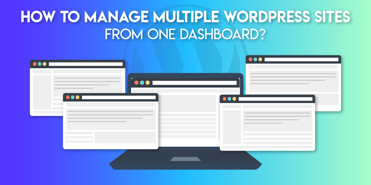 Manage multiple wordpress websites