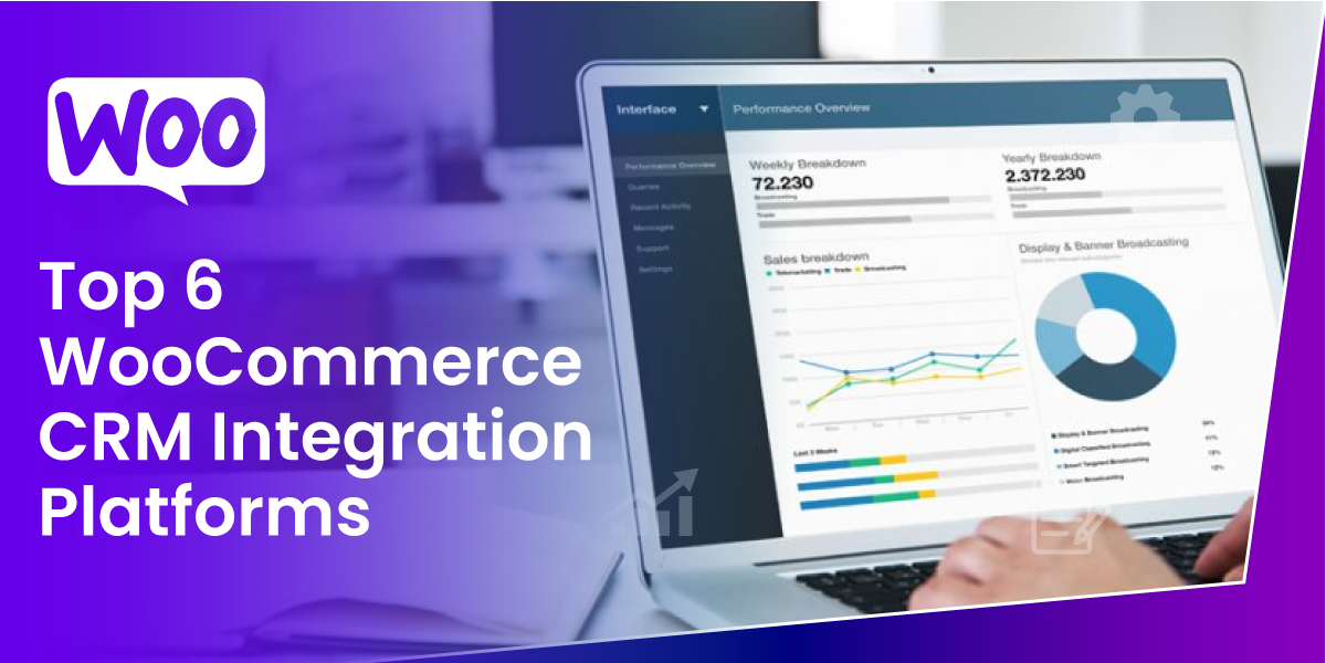 CRM WooCommerce integration