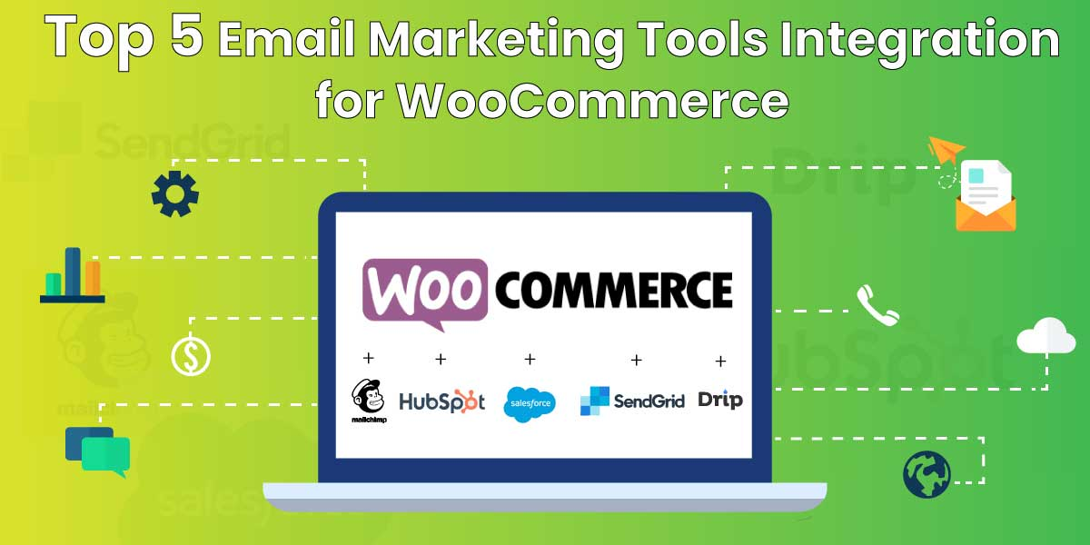 Email Marketing and Sales Integrations