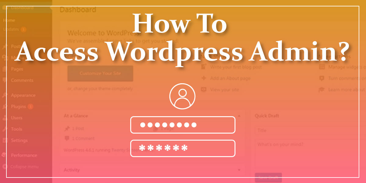 How to Access WordPress Admin