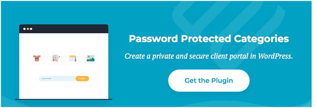 Password Protector caregories