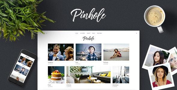 Pinhole theme