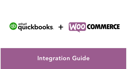 Quickbooks integration with woocommerce