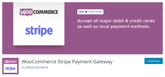 Stripe Payment Gateway Integration