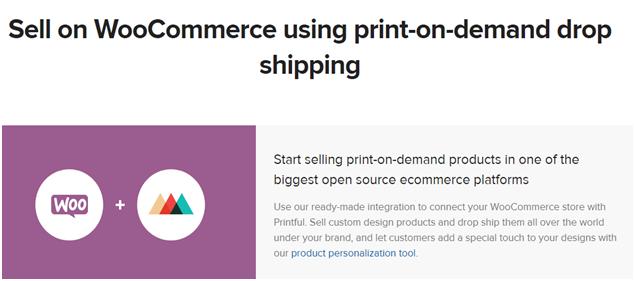 WooCommerce Print-On-Demand Integration