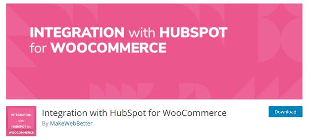 Woocommerce Hubspot Integration