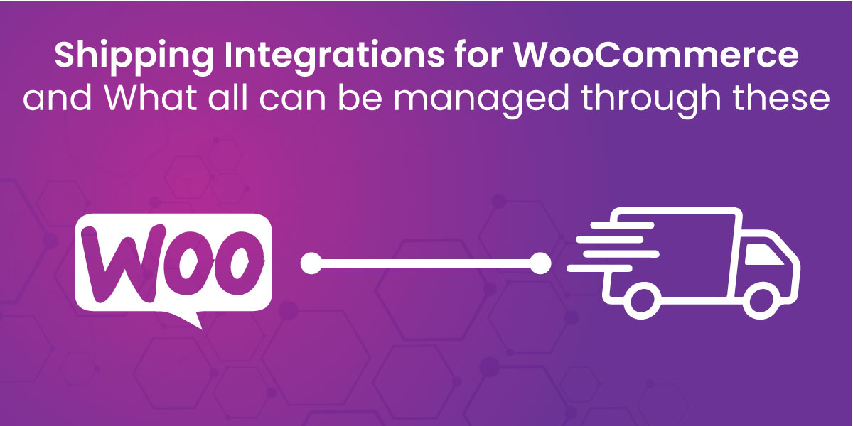 Shipping Integration for WooCommerce