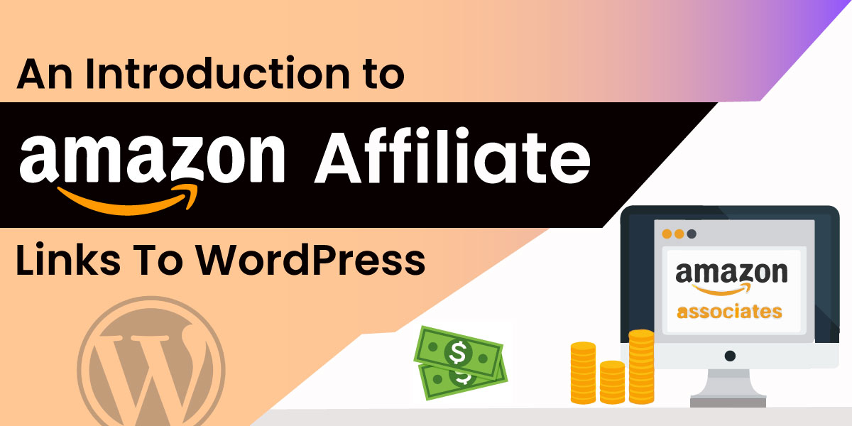 Amazon affiliate WordPress links