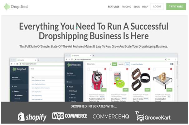 dropshipping plugins