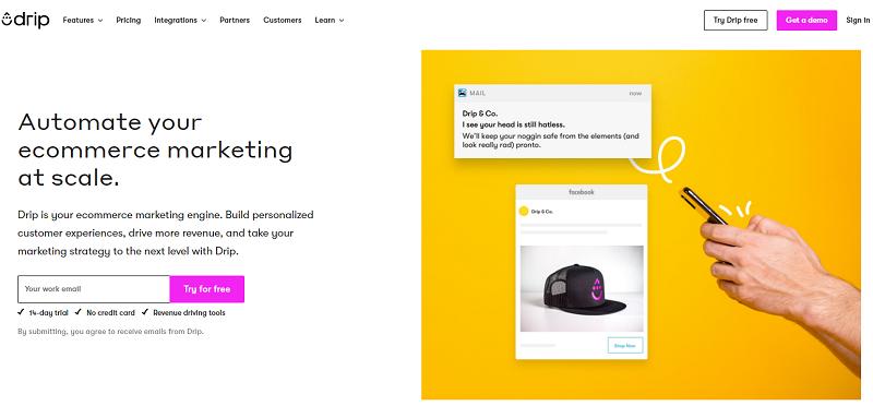 Drio Email Marketing Tool
