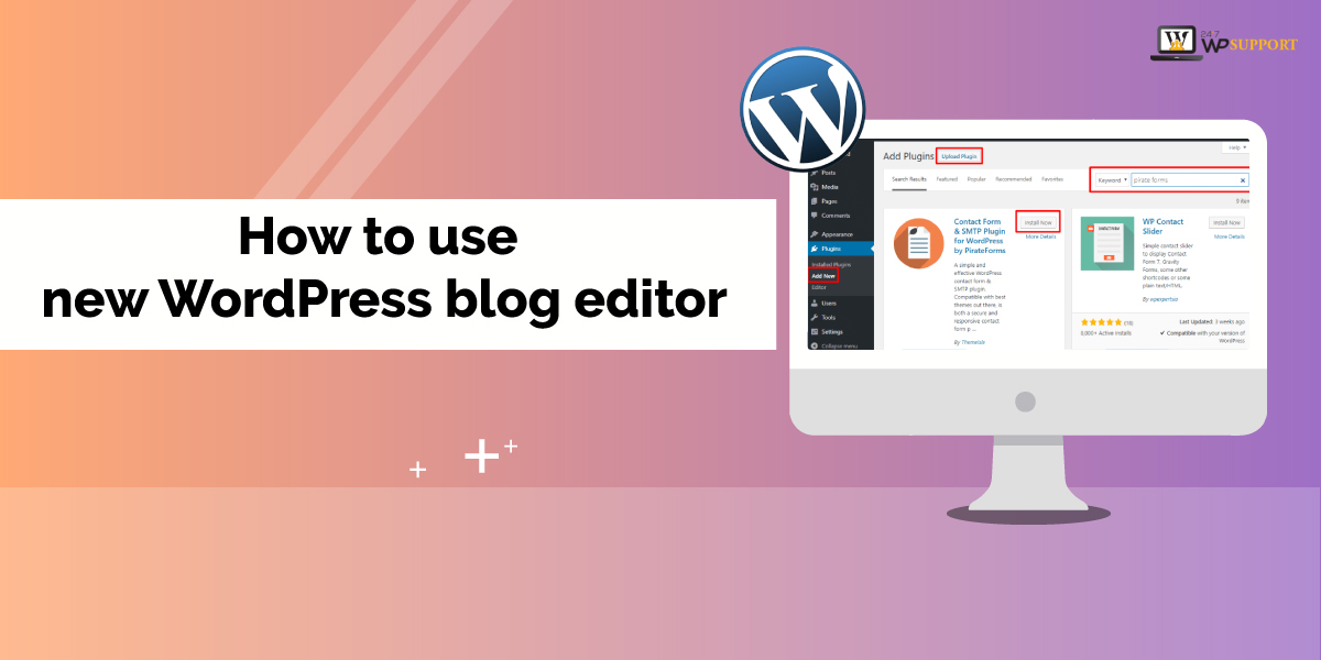 WordPress Block Editor