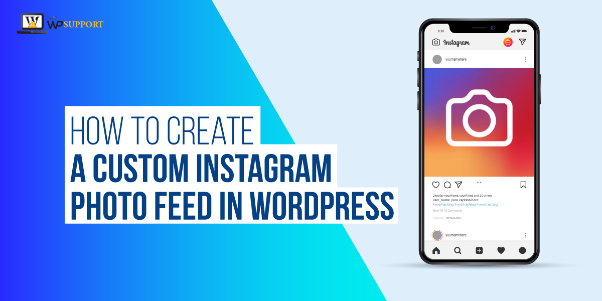 Create a Custom Instagram Photo Feed