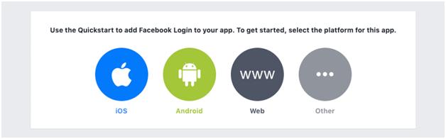 facebook login integration