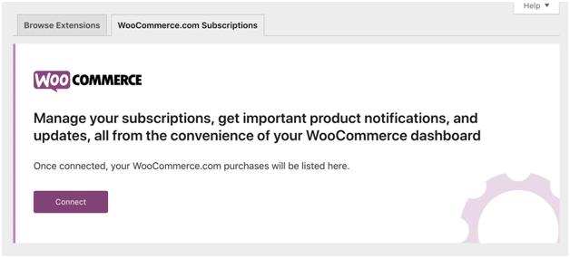 Wocommerce Subcription Extensions
