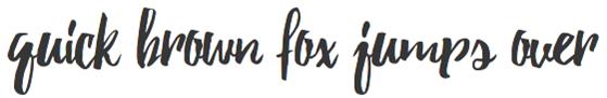 Best Cursive Fonts
