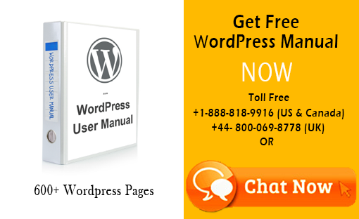 Call 1-888-818-9916 To Get Free Support & Help for WordPress
